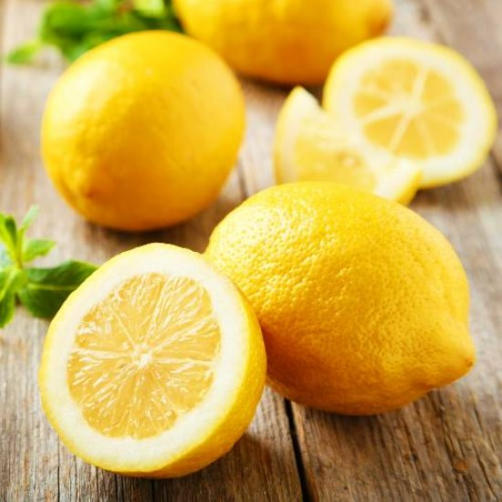 Lemon Cold Pressed Essential Oil, 10ml