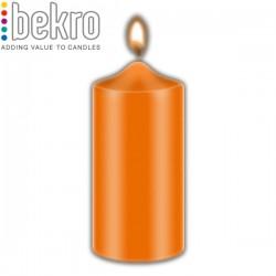 Bekro Candle Color/Dye, Orange