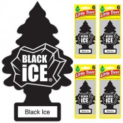 Black Ice Type Fragrance Oil
