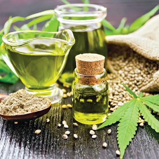 Cannabis Fragrance Oil