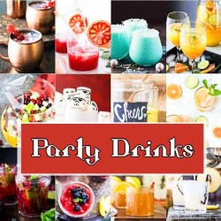 Party Drinks - Fragrance Oil Collection