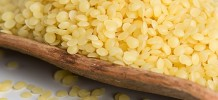 Pure natural beeswax, yellow, filtered, 1kg