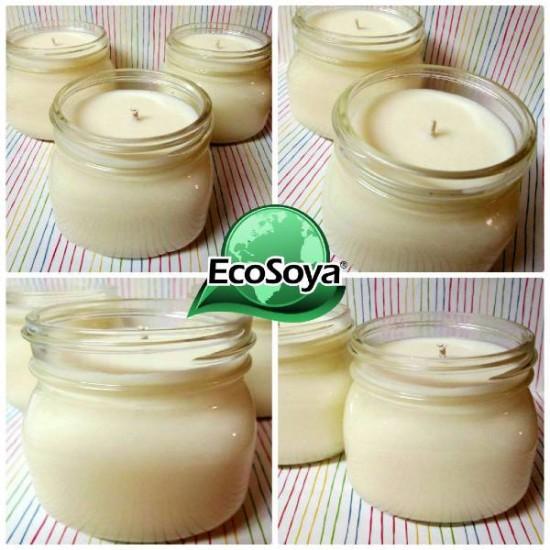 Natural Soy Wax, ECOSOYA Q210, 1kg