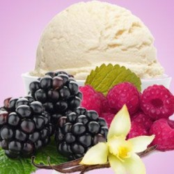 Black Raspberry Vanilla Type Fragrance Oil, 30ml
