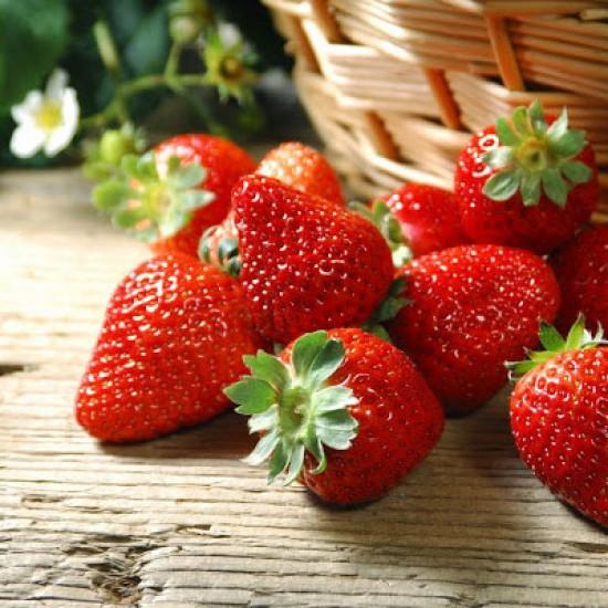 Fresh Strawberry Fragrance Oil, 30ml