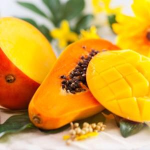 Mango ja papaia aroomiõli, 30g