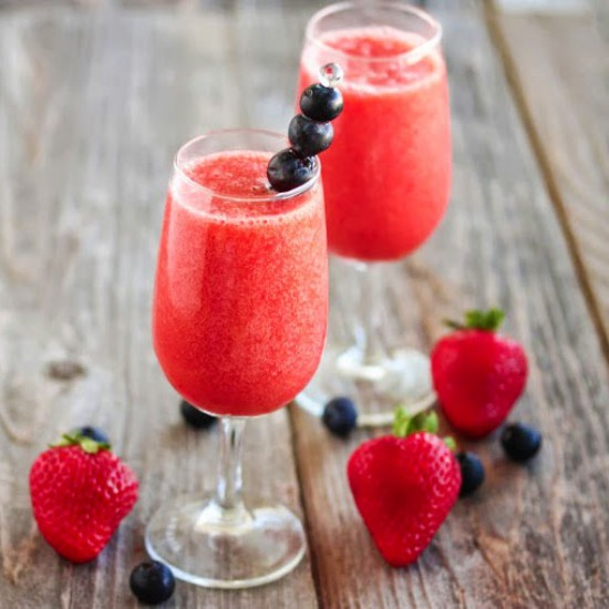 Strawberries and Champagne Type Fragrance Oil, 30g