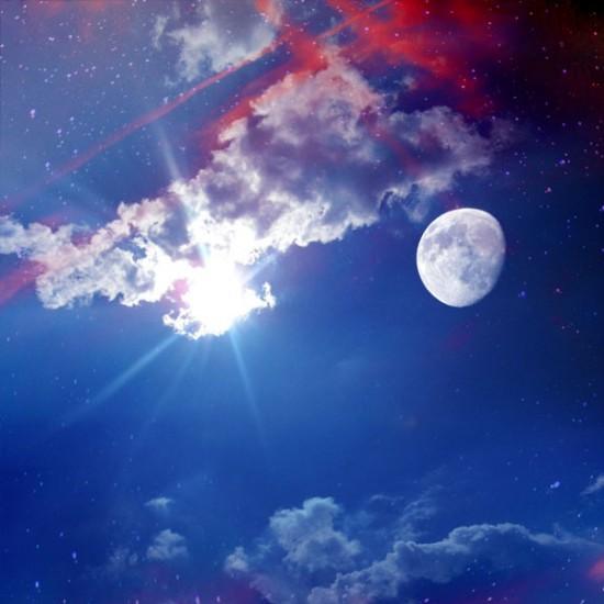 Sun Moon Stars Type Fragrance Oil, 30g